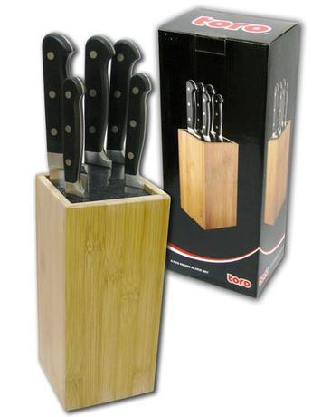 TORO   Blok na nože, 24 x 108 cm