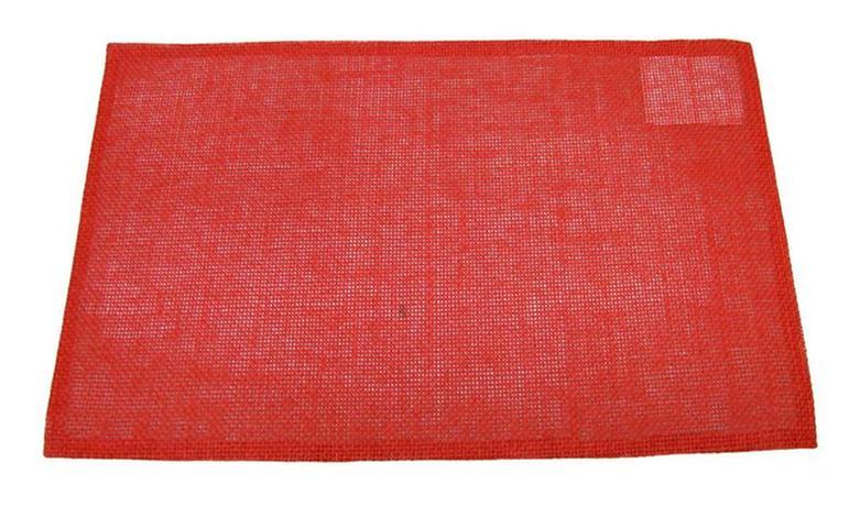 TORO   Prostírání celulóza červené, 29 x 44 cm