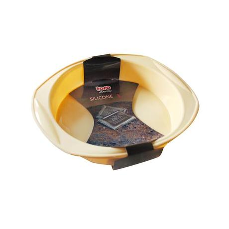 TORO | Forma kulatá silikon, krémová