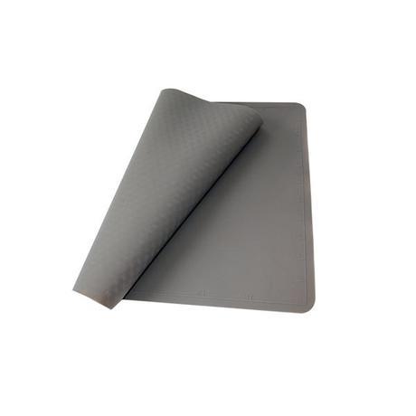 TORO | Vál na těsto silikonový, 40 x 30 cm, šedo-hnědý