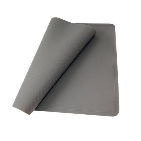 TORO | Vál na těsto silikonový, šedo-hnědý