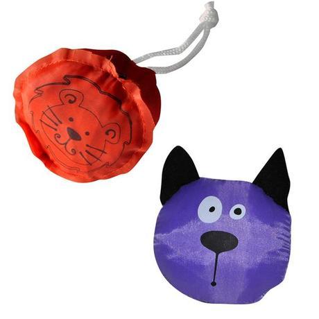 TORO | Nákupní taška skládací - zvířátko