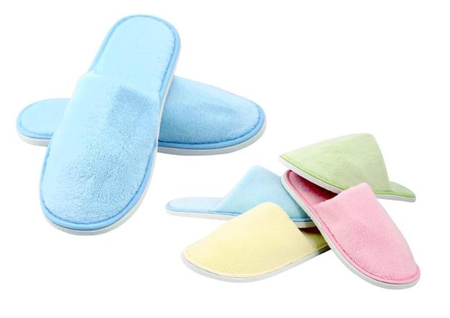 TORO | Pantofle dámské, fleece, velikost L