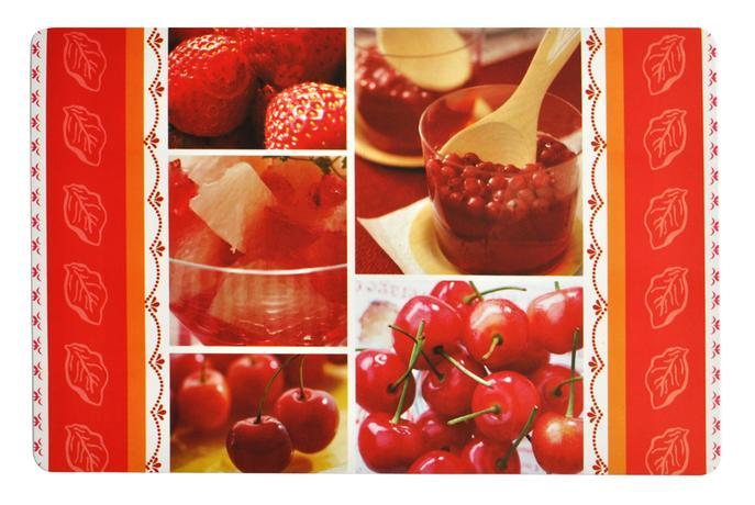 TORO | Prostírání ovoce, 43,5 x 28,5 cm, plast