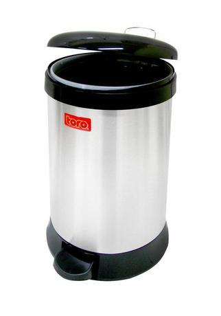 TORO | Koš na odpadky, objem 12 l, 24 x 38,5 cm