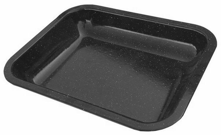 Nezařazeno | Plech na pečení 29x23x4.5cm smalt
