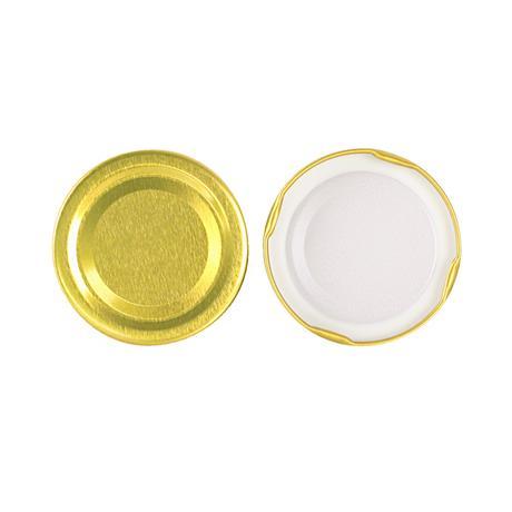 Nezařazeno | Víčko 58 na zavařovací sklenice, 10 ks