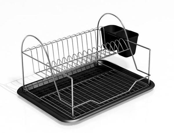 TORO | Odkapávač na nádobí 44,7 x 32,8 x 25 cm