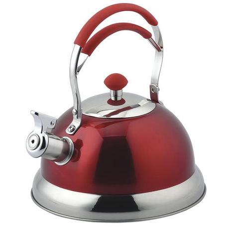TORO | Konvice na čaj 3,2 l, nerez, dvojité dno