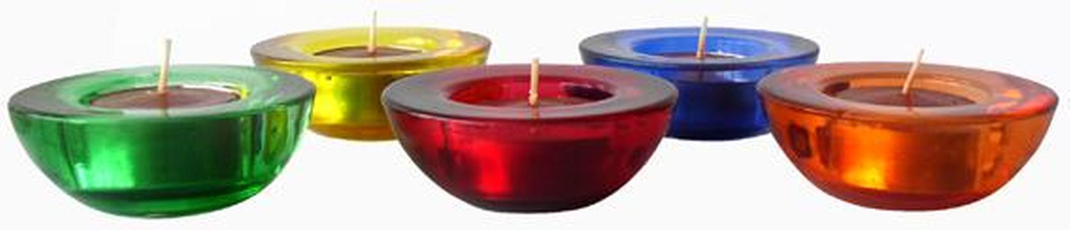 TORO | Svícen na čajovou svíčku