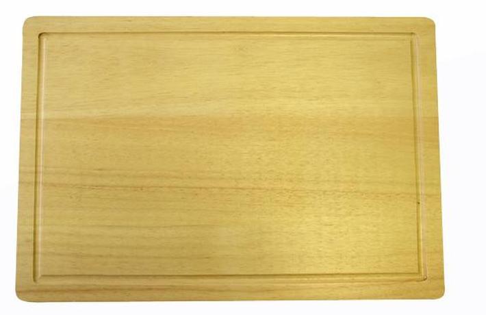 TORO | dřevěné prkénko obdélníkové, 25 x 18 x 1 cm