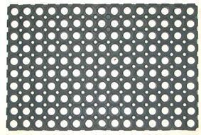 TORO   Rohožka gumová, 40 x 60 cm
