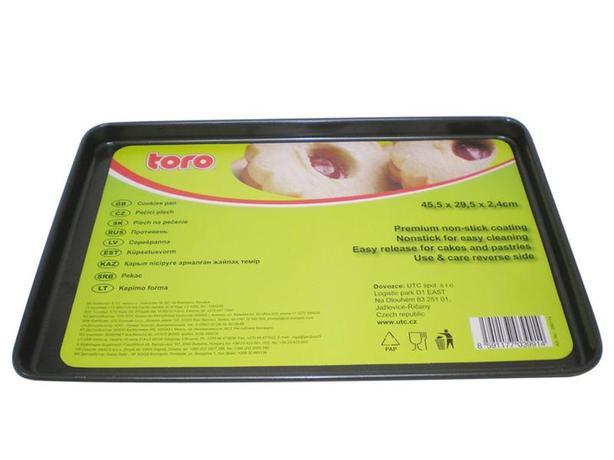 TORO | Plech TORO na pečení, 29, 5 x 44, 5 x 2, 2 cm