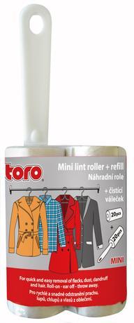TORO | Váleček čistící mini + náhradní náplň