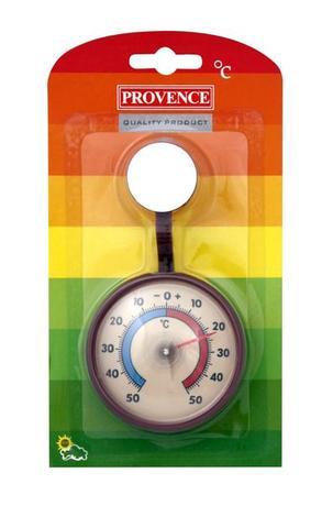 Provence   Venkovní teploměr samolepící, od - 50 °C do + 50 °C