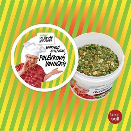 Kulinář Petr Stupka | Koření polévková vonička 45 g