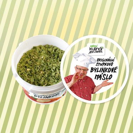 Kulinář Petr Stupka | Koření bylinkové máslo, 60 g