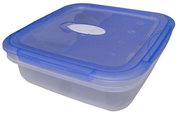 Keeper   Dóza čtverec Fresh Save /Micro Clip, objem 1 l