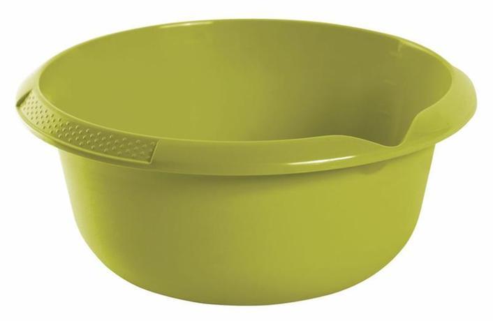 Keeper | Mísa na šlehání s výlevkou 2,5 l, plast, zelená