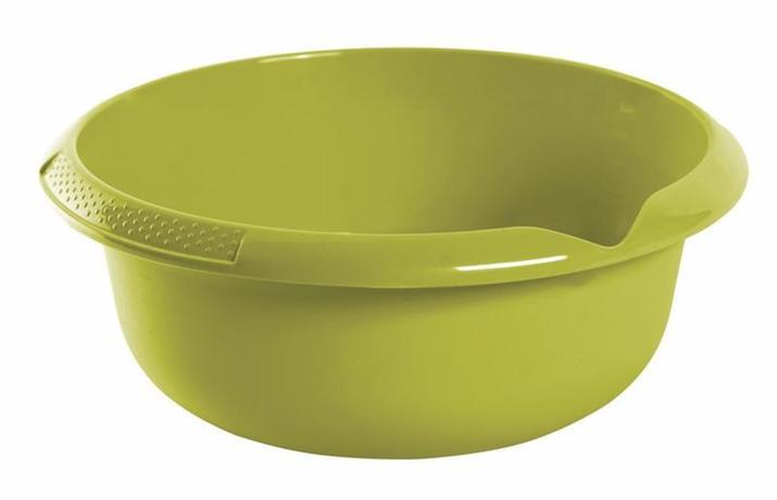 Keeper | Mísa s výlevkou, 3,5 l, plast, zelená