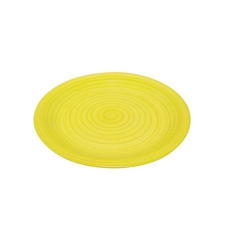 TORO | Talíř mělký s proužky, 27 x 3, 2 cm