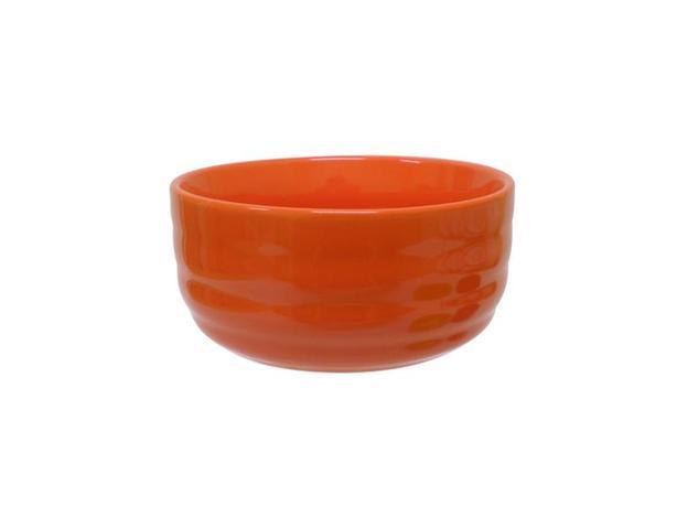 TORO | Miska objem 600 ml, keramika, oranžová