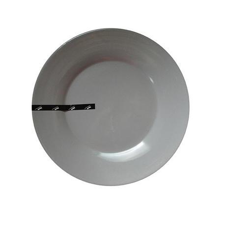 TORO | Talíř jídelní, šedá