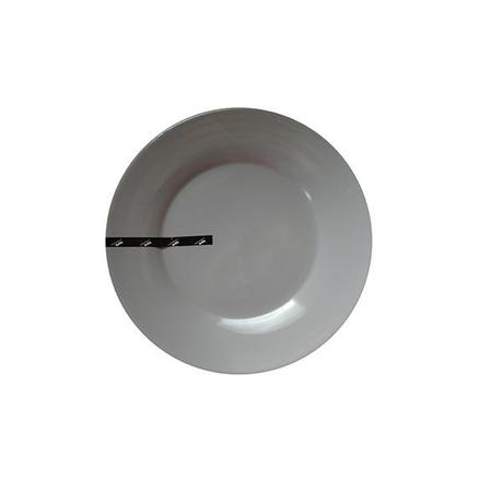 TORO | Talíř dezertní, šedá