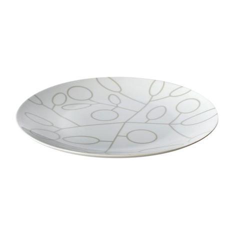 TORO | Talíř jídelní - list, porcelán