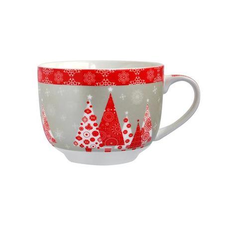 TORO | Hrnek Jumbo 560 ml, vánoční motiv, porcelán
