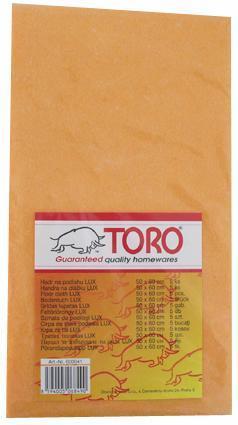 "TORO | hadr na podlahu ""LUX"" 5 ks, 50 x 60 cm"