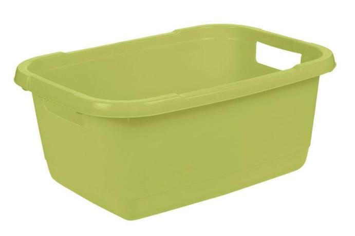 Keeper   Koš na prádlo 32 l, zelený