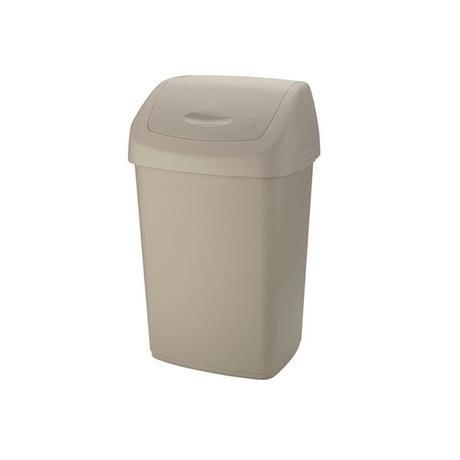 Tontarelli | Koš na odpadky SWING AURORA , objem 9 l, 19 x 23, 5 x 39 cm