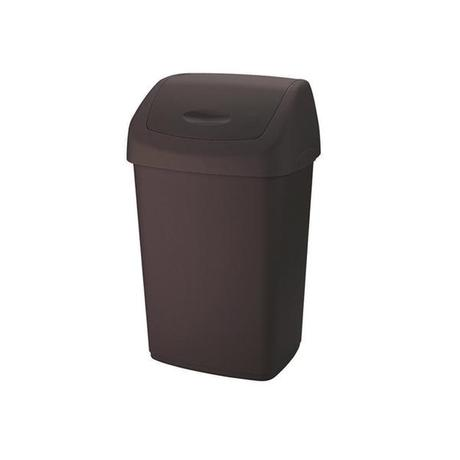 Tontarelli | Koš na odpadky SWING AURORA, objem 9 l, 19 x 23, 5 x 39 cm
