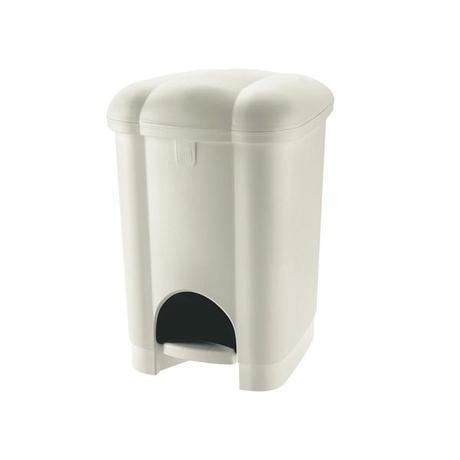 Tontarelli | Koš na odpadky CAROLINA, objem 6 l, 22, 5 x 20 x 29, 7 cm