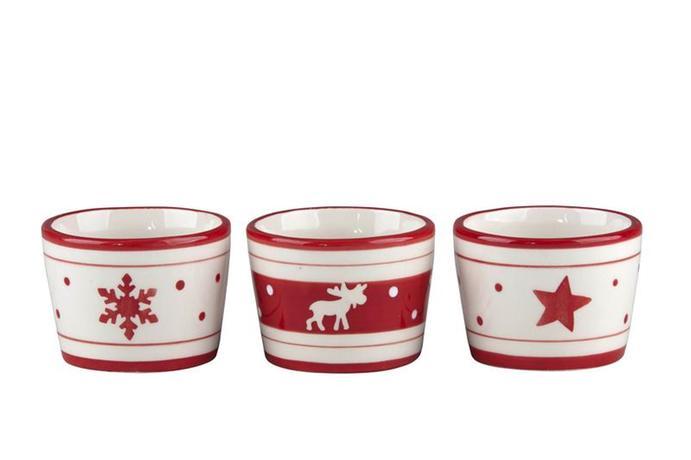 Christmas gifts | Svícen na čajovou svíčku, assort