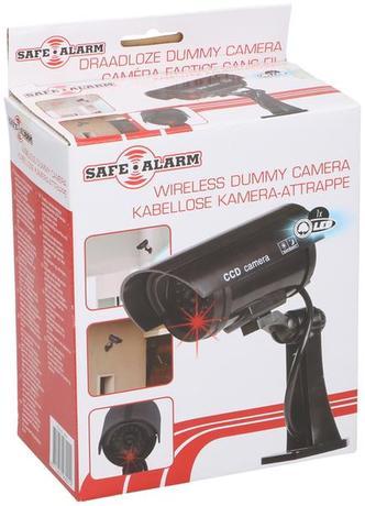 Nezařazeno | Atrapa bezpečnostní kamery