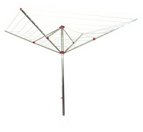 sušák zahradní kolotoč čtyři ramena 190 x 185 x 190 cm