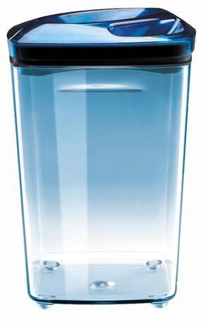 Dafi | Dóza vakuová, objem 1, 3 l, 11, 6 x 11, 6 x 16 cm