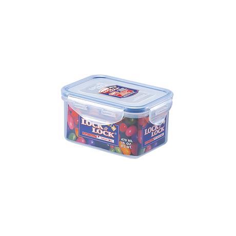 LOCK&LOCK | Dóza na potraviny Lock - obdélník,470 ml