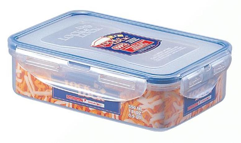 LOCK&LOCK | Dóza na potraviny Lock - obdélník, 550 ml