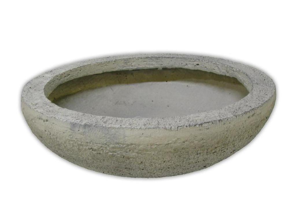 Květináč průměr 43 cm - granit