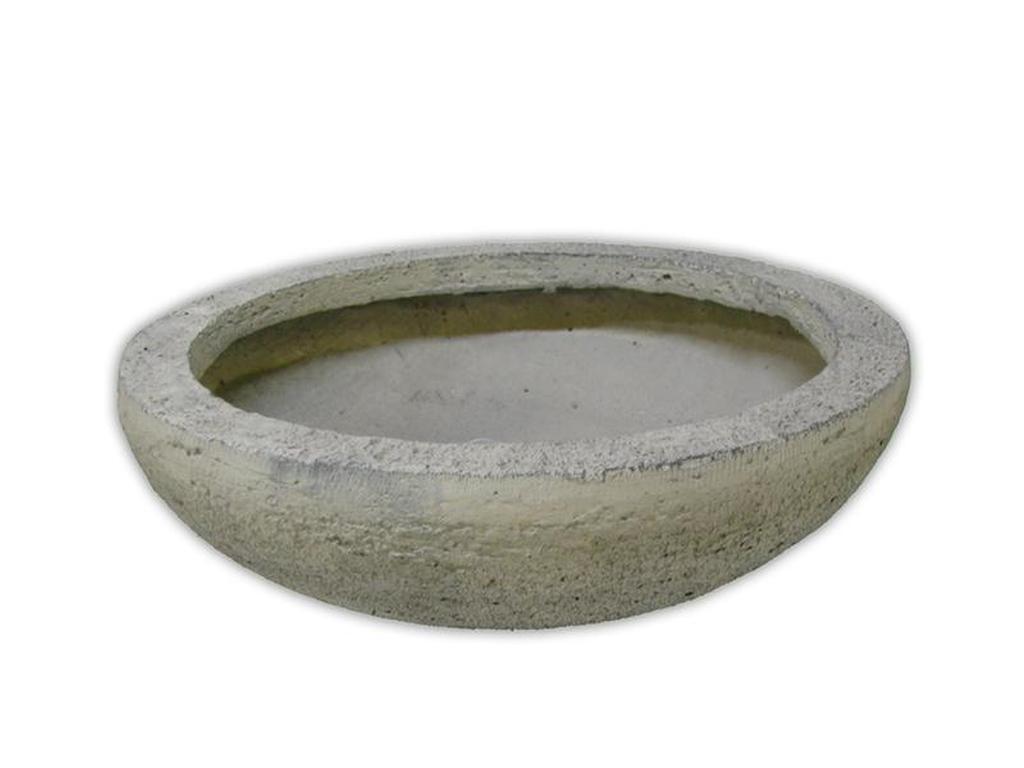 Květináč průměr 34 cm - granit