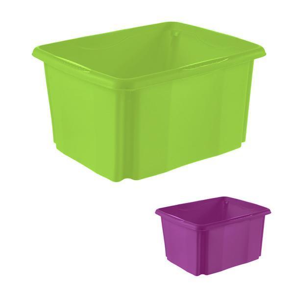 Box úložný, 34,5 x 41,5 x 22 cm, 24 l