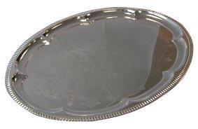 Podnos TORO oválný střední, 29 x 40, 5 x 1, 5 cm
