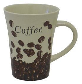 "Hrnek ""V"" coffee, objem 300 ml, 8, 6 x 10, 7 cm"