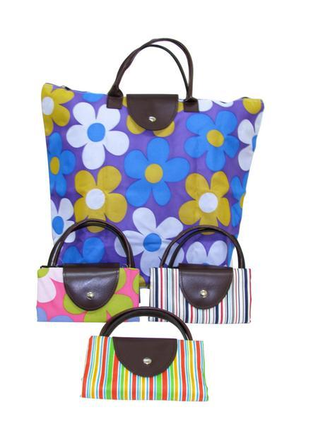 Nákupní taška - skládací 45 x 40 cm
