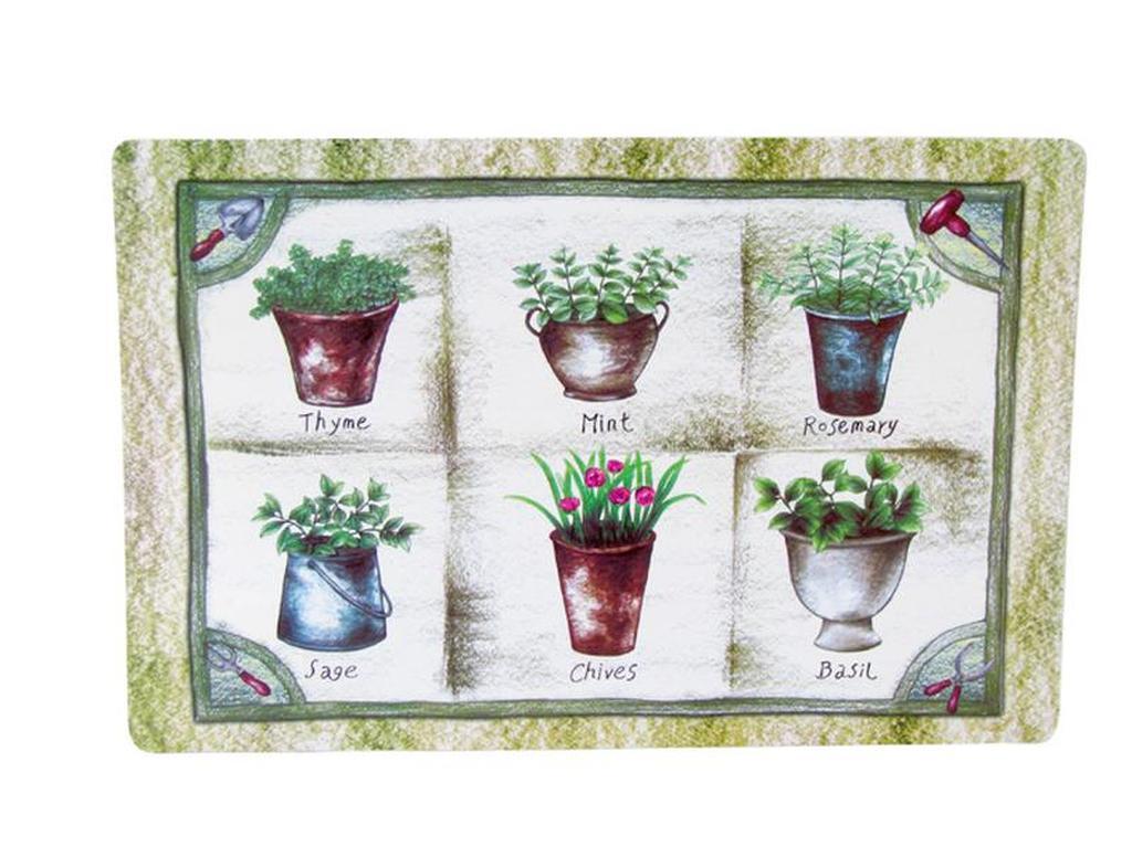 """Prostírání """"bylinky"""" 28 x 43 cm"""