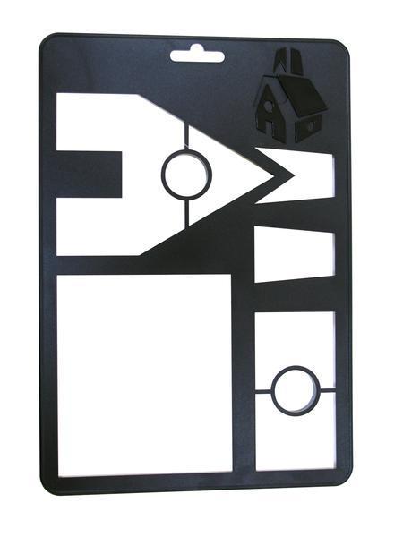 Vykrajovátko TORO perníková chaloupka, 28, 2 x 19, 5 x 1, 1 cm