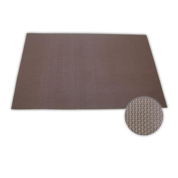 Prostírání hnědé 30 X 45 cm